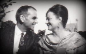 James Broughton and Suzanna Hart