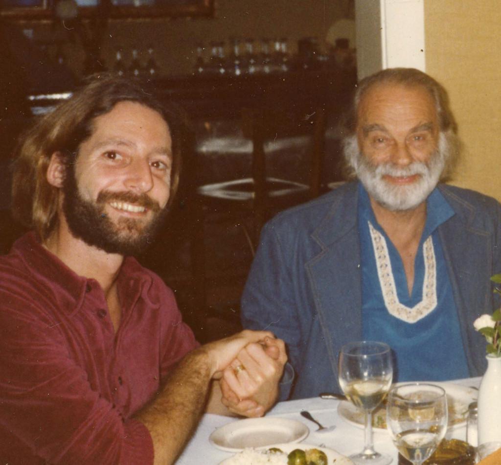 James Broughton and Joel Singer